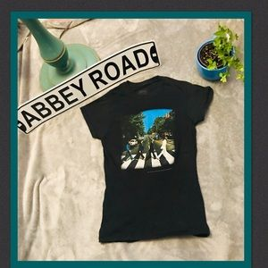 Official T-shirt, the Beatles, Abbey Road.